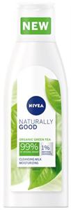 Nivea Naturally Good Arctisztító Tej