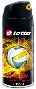 Lotto Energy Dezodor