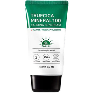 Some By Mi True Cica Mineral 100 Calming Sunscreen SPF50+ / PA++++