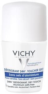 Vichy 24 Hour Dry Touch Golyós Dezodor