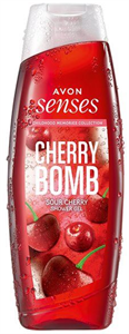 Avon Cherry Bomb Tusfürdő