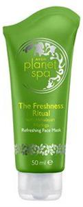 Avon Planet Spa The Freshness Ritual Arcmaszk