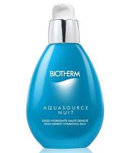 Biotherm Aquasource Nuit Hidratáló Zselé