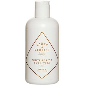 Björk & Berries White Forest Body Wash
