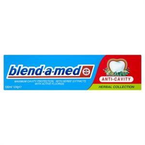 Blend-a-med Anti-Cavity Herbal Collection Fogkrém