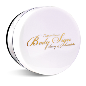 Federico Mahora Body Sign Natural Body Mousse