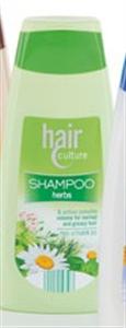 hair culture Gyógynövénysampon Normál és Zsíros Hajra