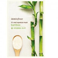 Innisfree It's Real Squeeze Mask Bambus