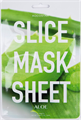 Kocostar Slice Mask Sheet Aloe Vera
