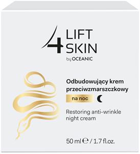 Lift 4 Skin Újjáépítő és Ránctalanító Hatású Éjszakai Arckrém