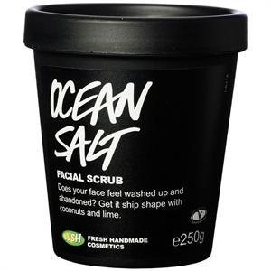 Lush Ocean Salt Arc- és Testradír