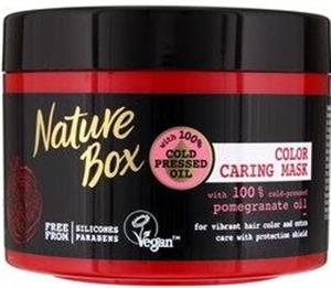 Nature Box Gránátalmaolajos Hajpakolás
