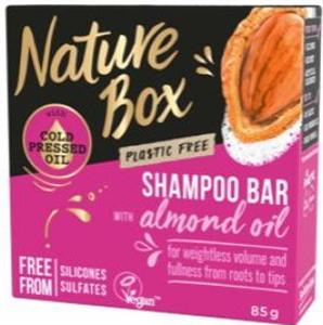 Nature Box Mandula Szilárd Sampon