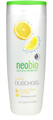 Neobio Tusfürdő Vitality Bio Naranccsal és Bio Citrommal