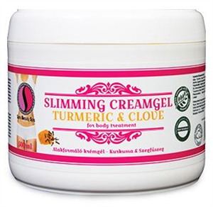Sara Beauty Spa Slimming Creamgel Turmeric & Clove