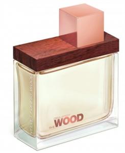 Dsquared² She Wood Velvet Forest Wood EDT