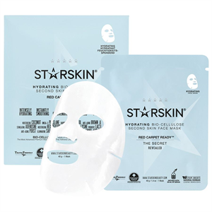 Starskin Coconut Bio Cellulose Hydrating Skin Face Mask
