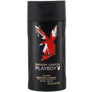 Playboy Swingin' London Playboy Tusfürdő és Sampon
