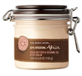 The Body Shop Spa Wisdom Afrika Testápoló Balzsam