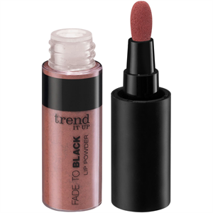 Trend It Up Fade To Black Lip Powder