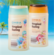 OMBIA Tropical Feeling Kókuszus Testápoló