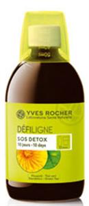 Yves Rocher Detox 10 Jours Défiligne SOS