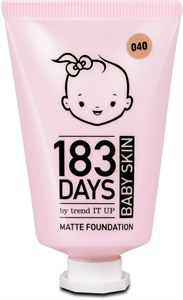 183 Days By Trend It Up Baby Skin Mattító Alapozó