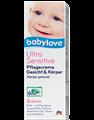 Babylove Ultra Sensitive Pflegecreme Gesicht & Körper (régi)