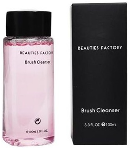 Beauties Factory Professional Makeup Brush Cleanser