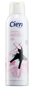 Cien Invisible Deospray