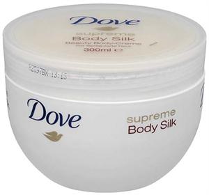 Dove Supreme Body Silk Testápoló Krém