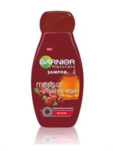 Garnier Ultra Naturals Argánolaj és Áfonya Sampon