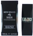 New Brand 4 Men EDT