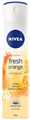 Nivea Fresh Orange Izzadásgátló Deo Spray