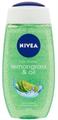 Nivea Nivea Lemongrass & Oil Tusfürdő