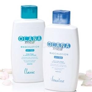 Olana Med Sensitive Hidratáló Tusfürdő Érzékeny Bőrre