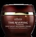 Oriflame Time Reversing Regeneráló Éjszakai Krém