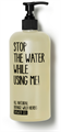 Stop The Water While Using Me! All Natural Orange Wild Herbs Shower Gel