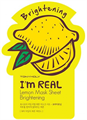 Tonymoly I'm Real Lemon Mask Sheet Brightening