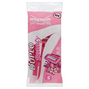 Wilkinson Sword Duplo Beauty Eldobható Borotva