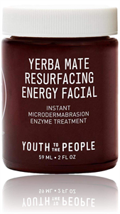 Youth To The People Yerba Mate Resurfacing Energy Facial