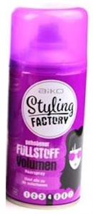 Aiko Styling Factory Volumen Hajlakk