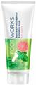 Avon Foot Works Rózsaszín Grépfrút és Bazsalikom Hámlasztó Lábradír Glicerinnel