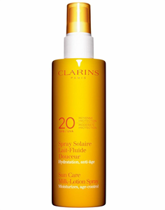 Clarins Napozó Lotion Spray UVA/UVB 20