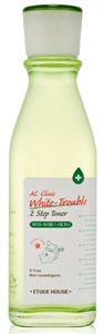 Etude House AC Clinic White Trouble 2 Step Toner