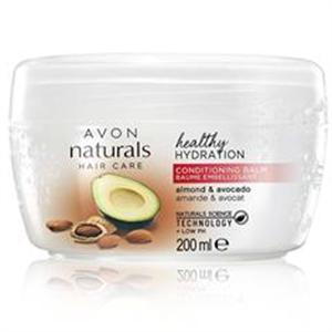 Avon Naturals Mandulaolaj és Avokádó Kondicionáló Balzsam