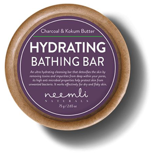Neemli Naturals Charcoal and Kokum Butter Bathing Bar
