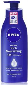 Nivea Rich Nourishing Body Milk 48H Testápoló