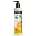 Organic Shop Mandarin Vihar Ébresztő Tusfürdő Bio Mandarin és Mangó Kivonattal