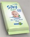 Silky Baby Törlőkendő